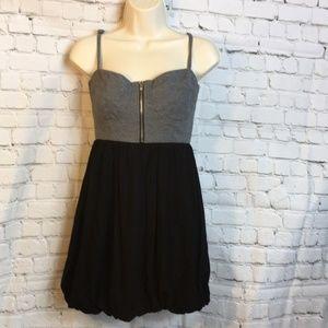GUESS Bustier Style Mini Dress